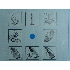 Elastic net bandage(size )