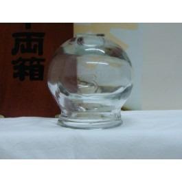 Fire Cup Glass Jars