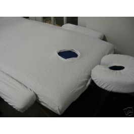 Massage table sheet- cotton sheet