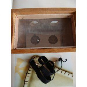 Moxa Roll Burner Box (Twin Holder)2