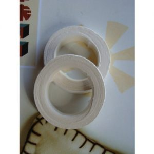 Rubber Surgical Tape – White